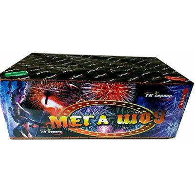 Батарея салютов Мегашоу 142 x 1.25