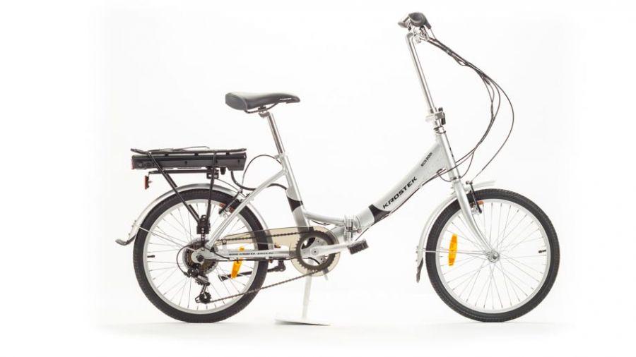 Электровелосипед Krostek Eco 2001