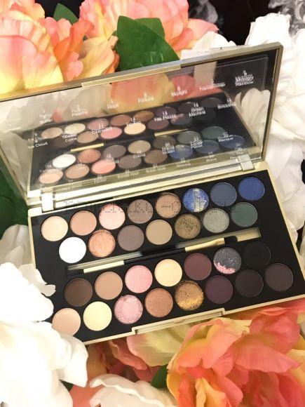 Палетка Makeup Revolution Fortune favours the brave