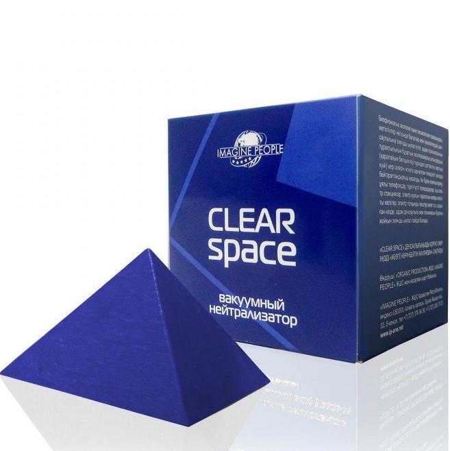 3+1 Clear Space в подарок! (4х-гранная пирамида)