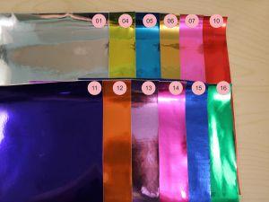 `Искусственная кожа(PU, кожзам), однотонная, ламинация, толщина 0,7мм размер A3(44*30см), Р-ИК-JD-2900B