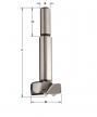 CMT 512.301.31  Сверло чашечное 30x90 Z2/2 S10x30 RH