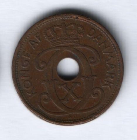 2 эре 1937 года Дания