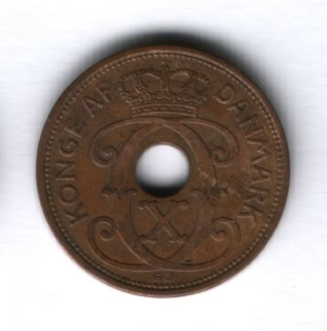 2 эре 1936 года Дания