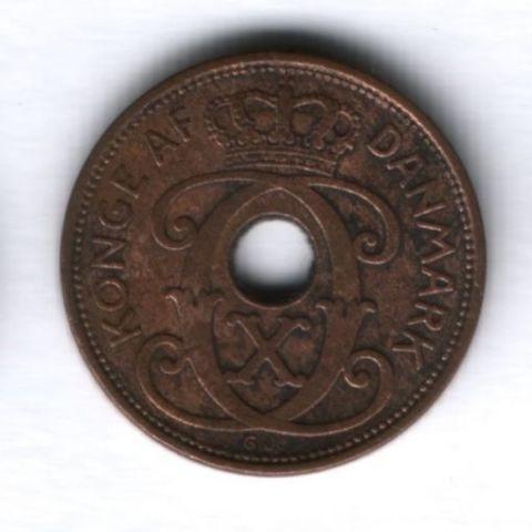 2 эре 1935 года Дания