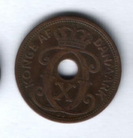 2 эре 1927 года Дания