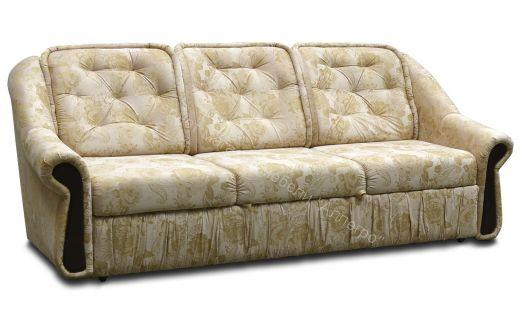 Прямой диван Мадрид БД люкс