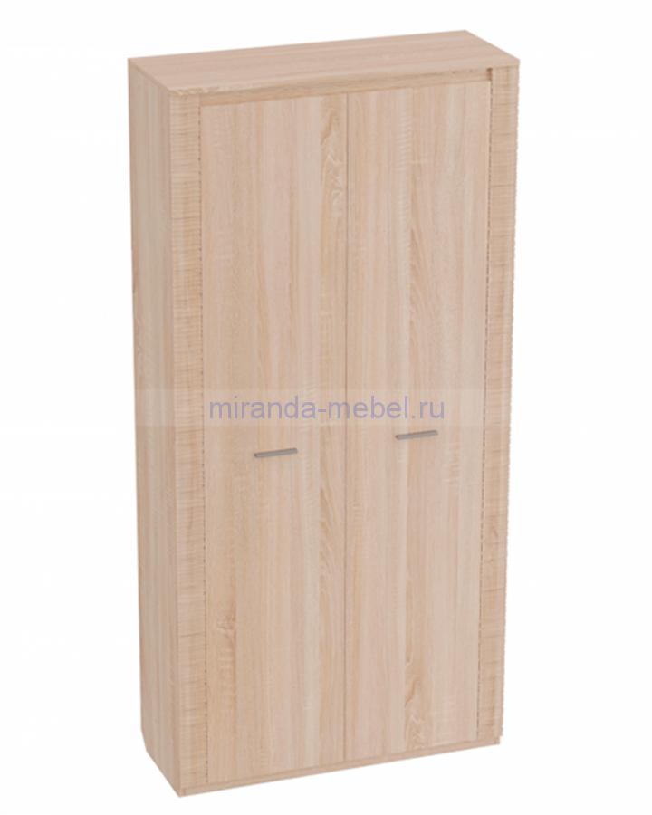 """Элана"" Шкаф 2-дверный  (ГЛ 410)"