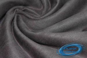 Замша LI-50304/C#5 серый