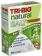 Tri-Bio Натуральная соль для посудомоечных машин 1,4 кг