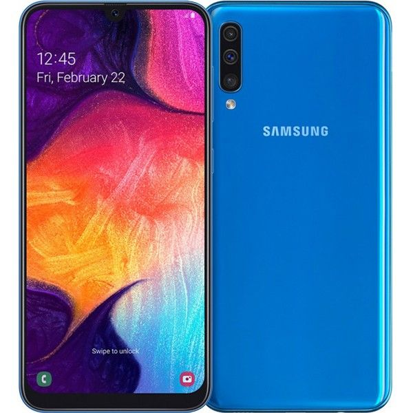 Samsung Galaxy A50 (2019) 4/128GB Blue