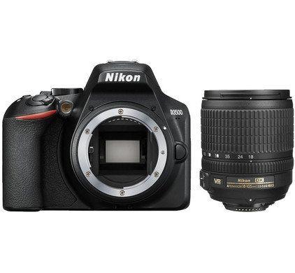 Nikon D3500 Kit 18-105mm VR