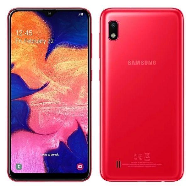 Samsung Galaxy A10 2/32GB (2019) Red (SM-A105FZRGSER)