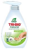 Tri-Bio Натуральное эко крем-мыло нежное 0,24 л