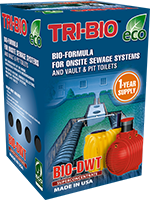Tri-Bio Биоформула для автономных канализаций 500 г