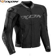 Мотокуртка кожаная Ixon Falcon, Черный