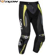 Мотоштаны кожаные Ixon Vortex 2, Черный/серый