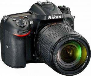 Nikon D7200 kit 18-140mm VR