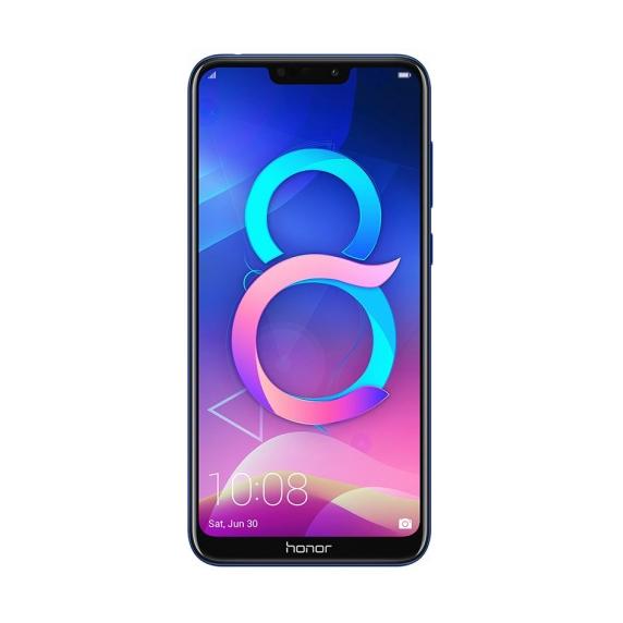 Honor 8C 3/32 ГБ (синий)