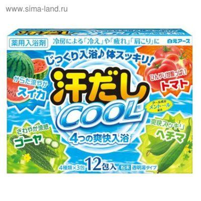"""""""Hakugen Earth"""" """"Asedashi"""" соль для ванны в ассортименте"""