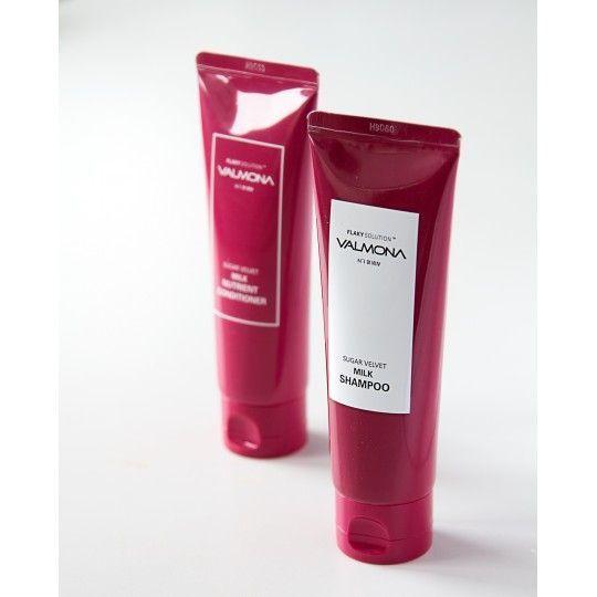 Шампунь от перхоти для волос ЯГОДЫ EVAS VALMONA Sugar Velvet Milk Shampoo, 100 мл