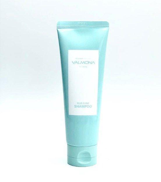Увлажняющий шампунь Valmona Recharge Solution Blue Clinic Nutrient Conditioner 100 ml