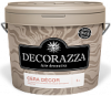 Декоративный Состав Decorazza Cera Decor 2.5л Лессирующий, Матовый на Основе Воска / Декораза Сера Декор