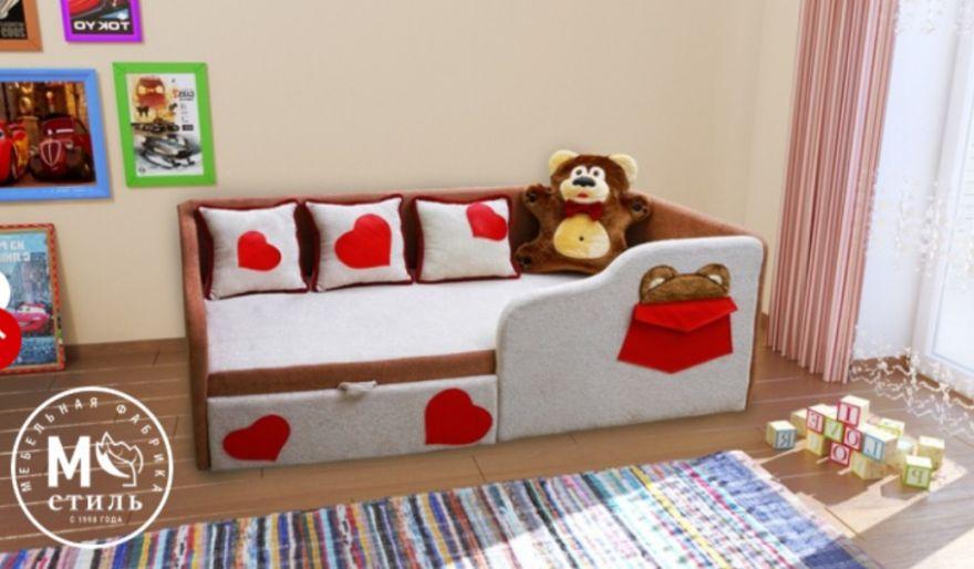 Диван для детской «Тед»
