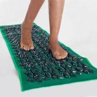 Рефлекторный массажный коврик с камнями Fitstudio Massage рис 1