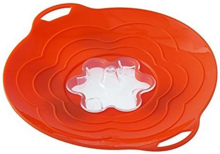 Крышка-стоп Silikomart 22 см оранжевая 7203272