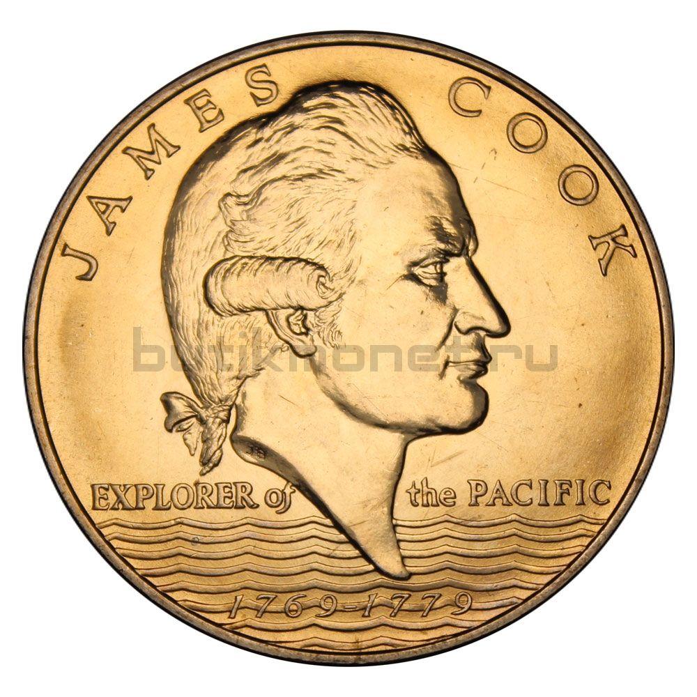 1 тала 1970 Самоа 200 лет путешествиям капитана Кука