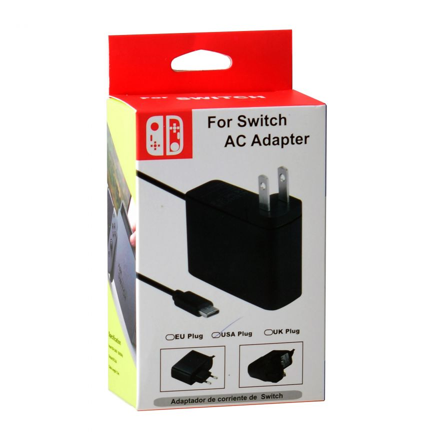 AC adapter 5V2.5A SND-381 для (Nintendo Switch)