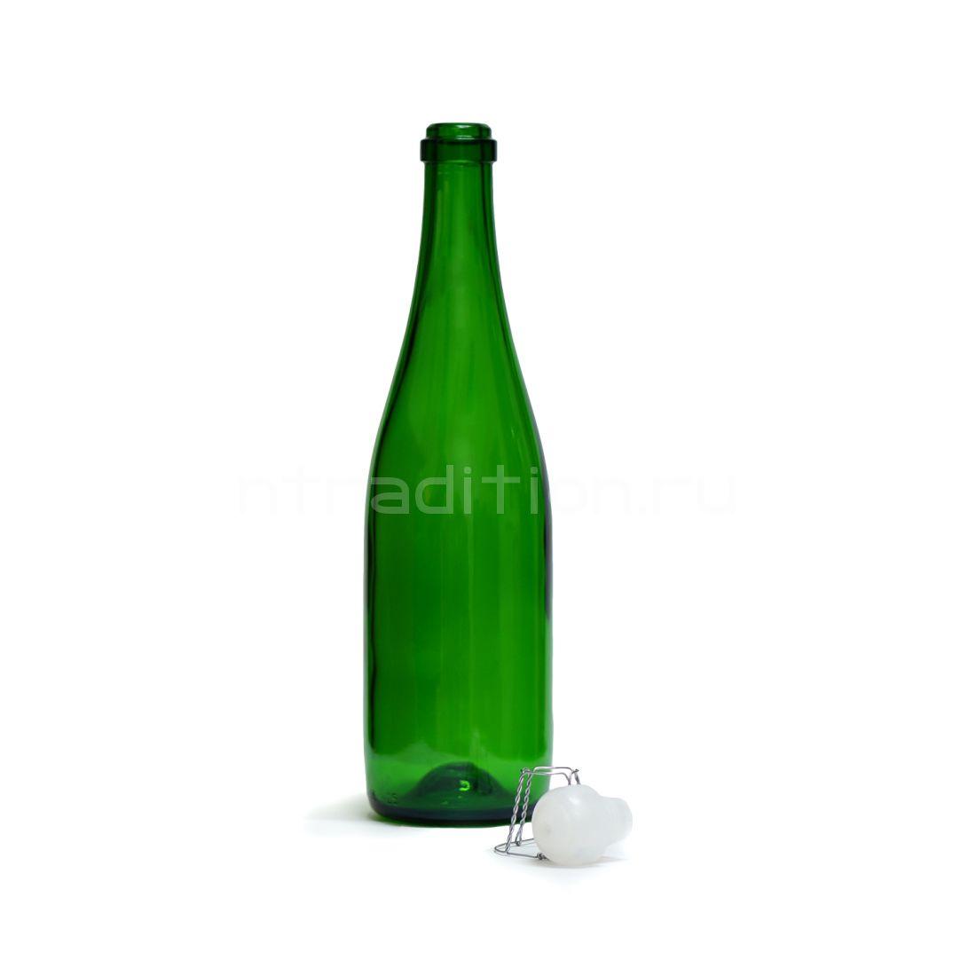 Бутылка под Шампанское (для игристых вин) 0,75 л / 12 шт.