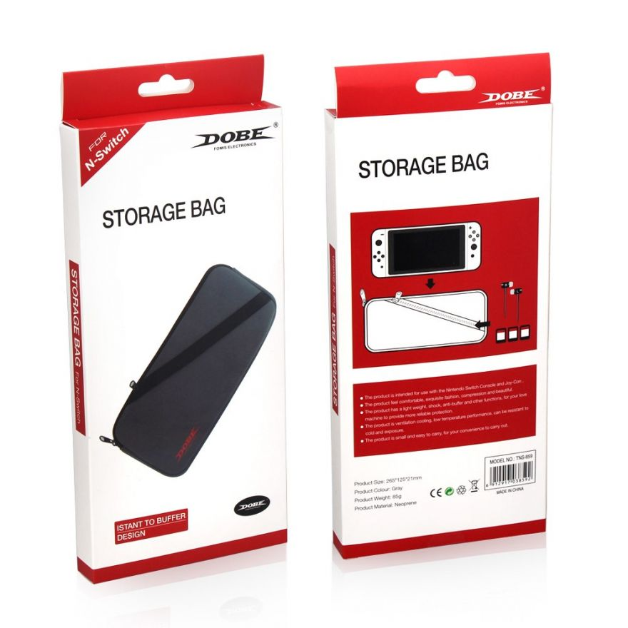 Защитный чехол Storage Bag TNS-859 (Nintendo Switch)