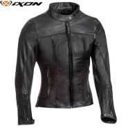 Куртка кожаная женская Ixon Crank, Черный