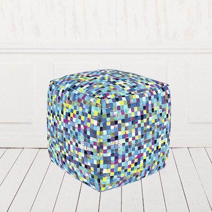 Пуфик-кубик Смальта 01
