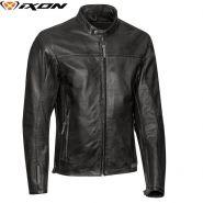 Куртка кожаная Ixon Crank, Черный