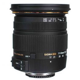 Объектив Sigma AF 17-50mm f/2.8 EX DC OS HSM Nikon F