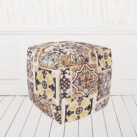 Пуфик-кубик Сиена 02
