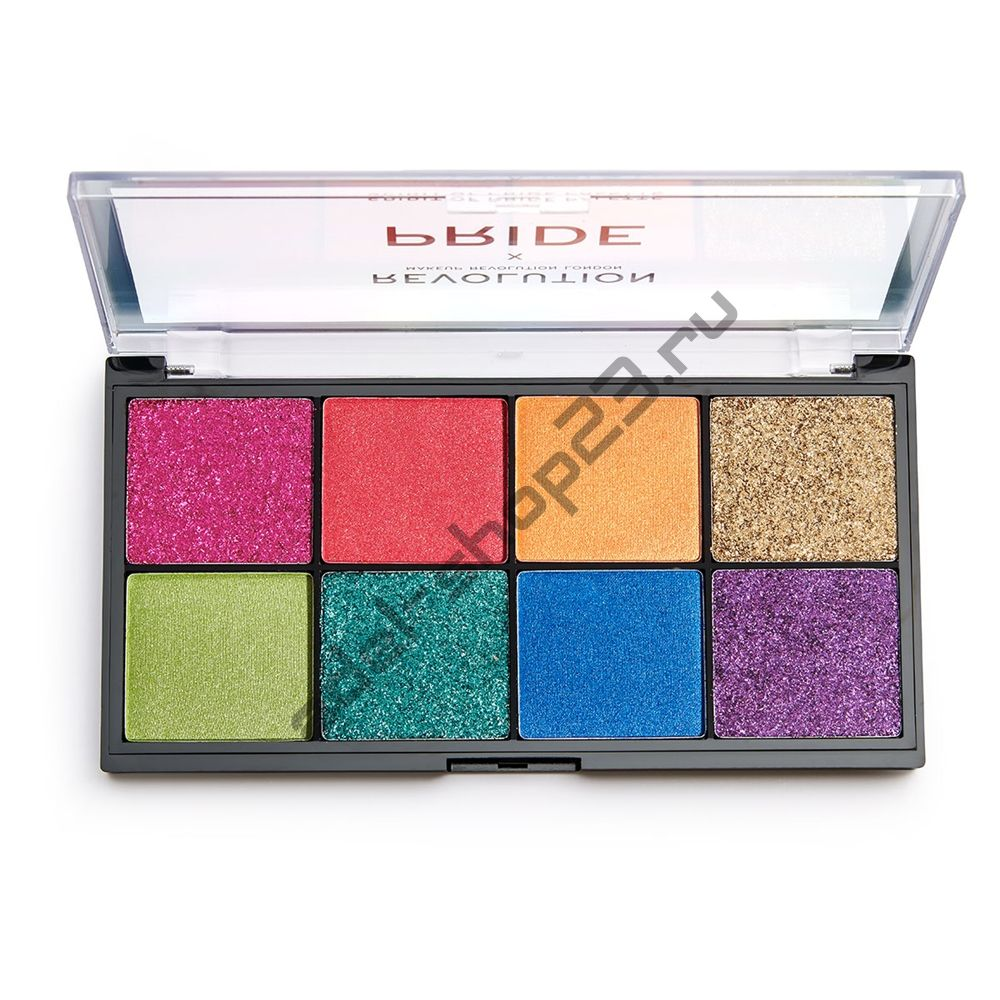 Revolution - x Pride Spirit Of Pride Shadow Palette