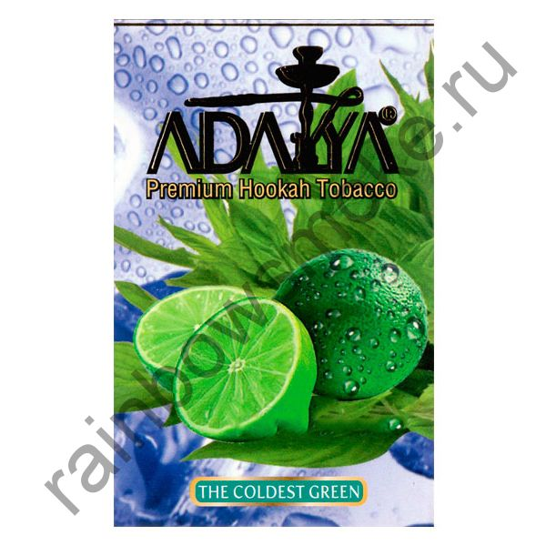 Adalya 50 гр - The Coldest Green (Самый Холодный Зеленый)
