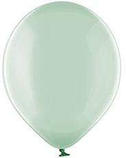 Хрустальный Зеленый шар латексный с гелием