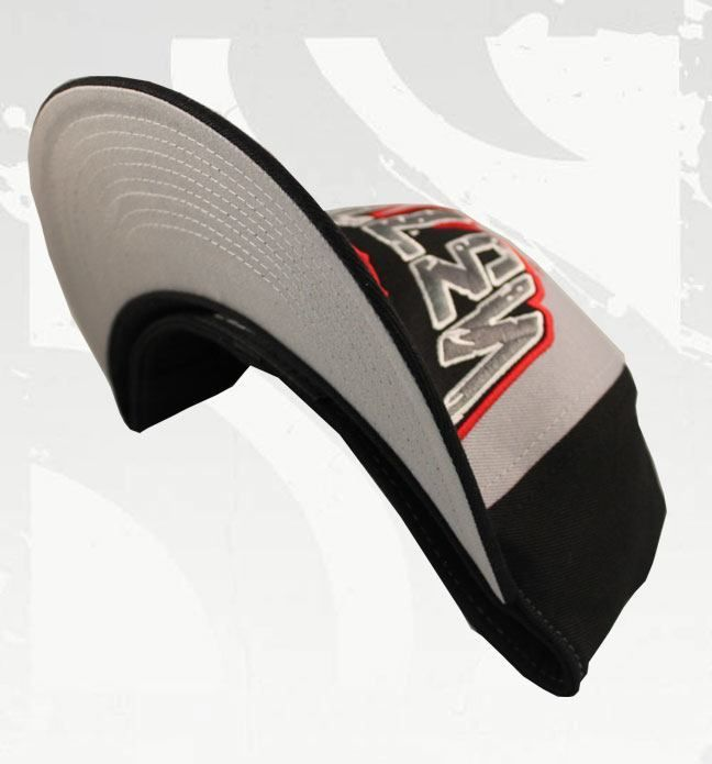 Кепка Sullen STREETS Hat Black Grey & White
