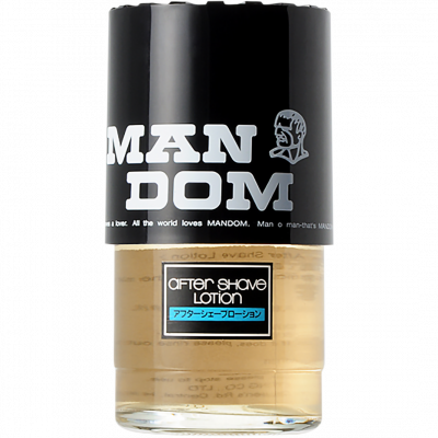 Mandom Классический шипровый мужской лосьон после бритья 120 мл