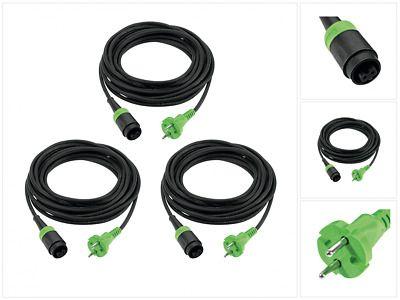 Кабель (провод) Festool plug it H05 RN-F4/3 шт. в уп. 203935