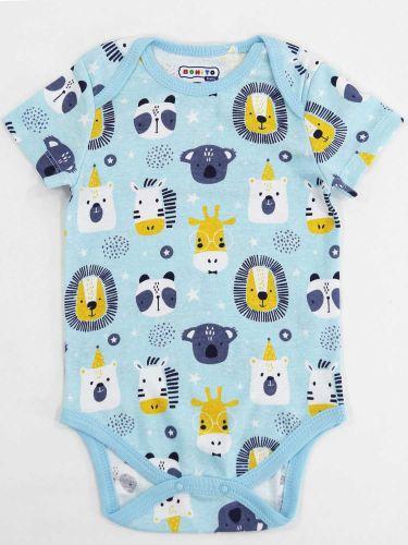 Боди для новорожденных Bonito Animals
