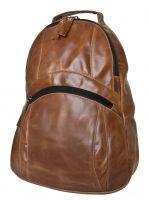 Кожаный рюкзак Carlo Gattini - Fontanedo cognac