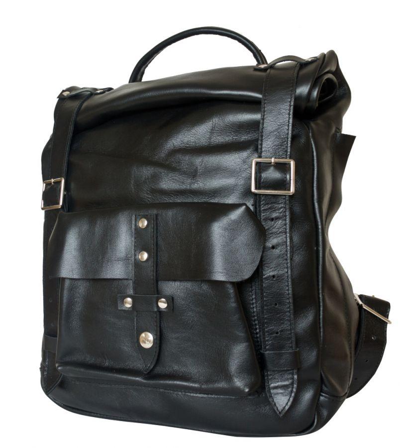 Кожаный рюкзак Carlo Gattini - Tassulo black