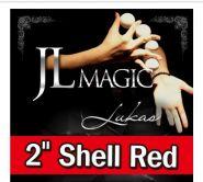 JL Lukas Balls 2' Shell (скорлупка) КРАСНАЯ