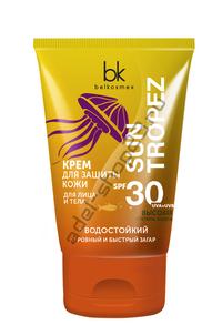Belkosmex - Крем для защиты кожи  лица и тела водостойкий  SPF30